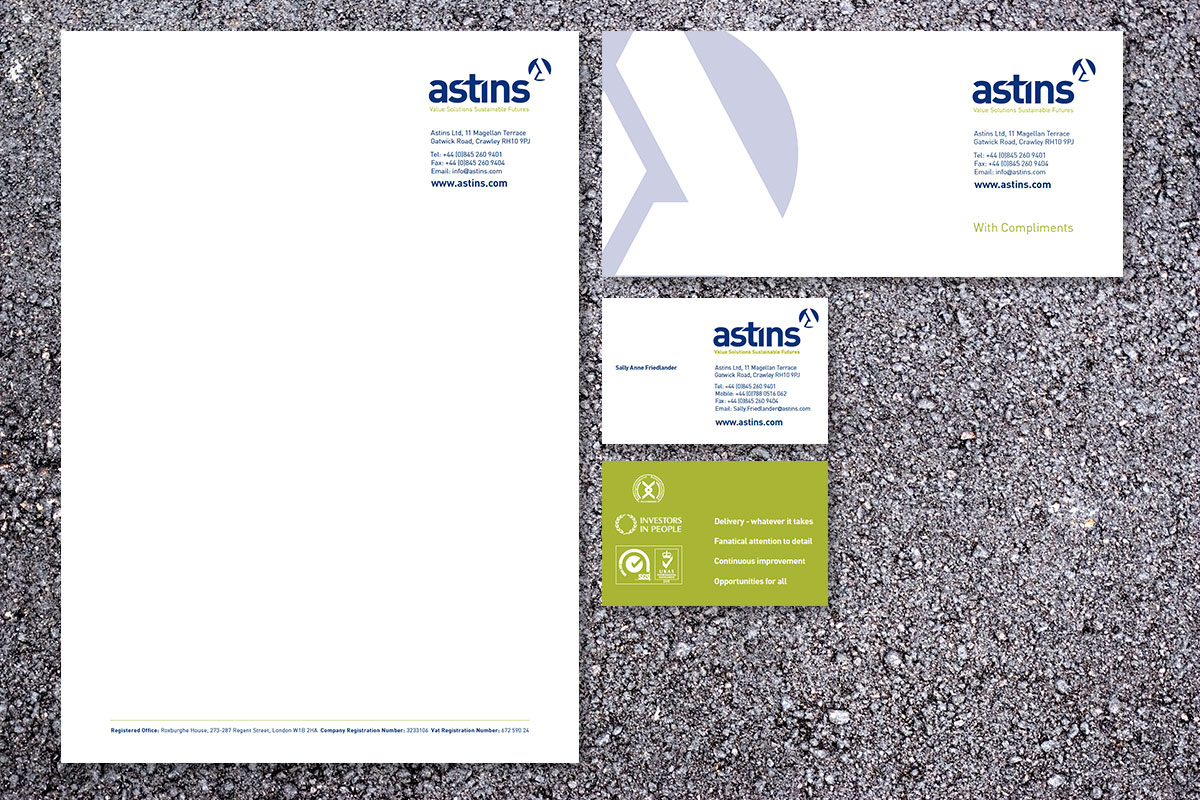 Astins-stationery