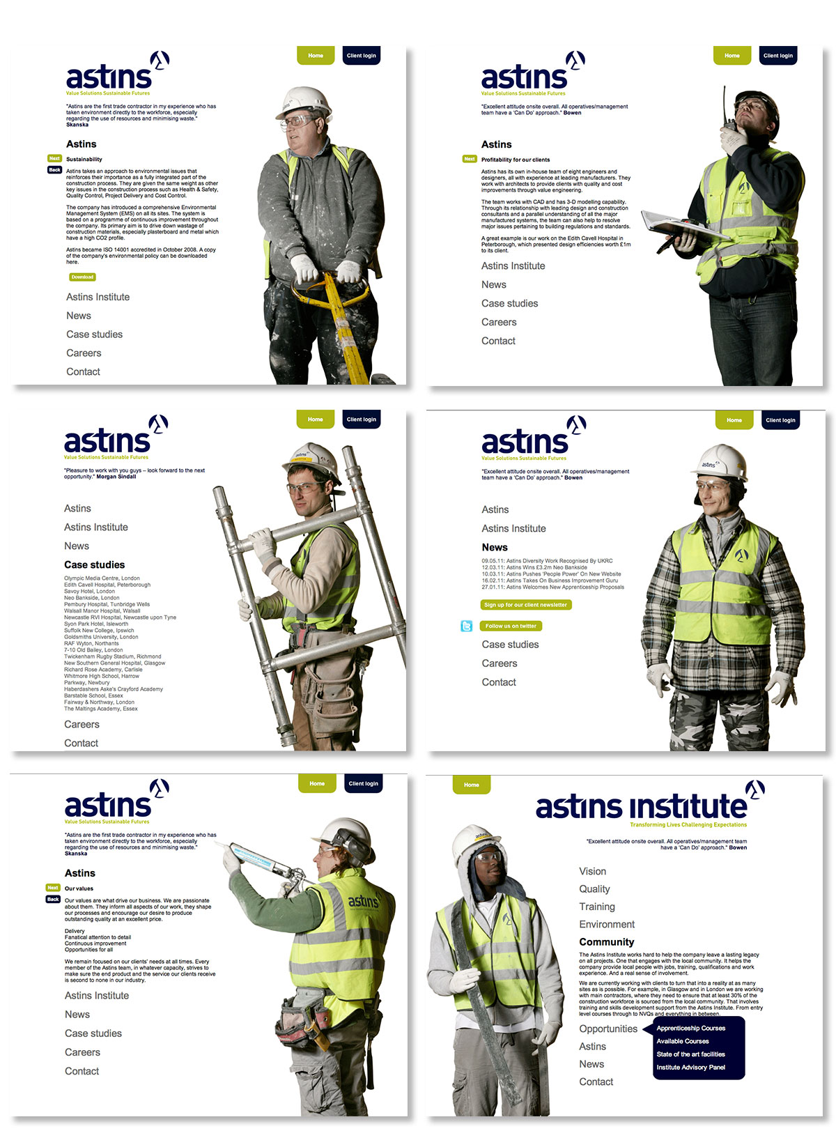 Astins-website2