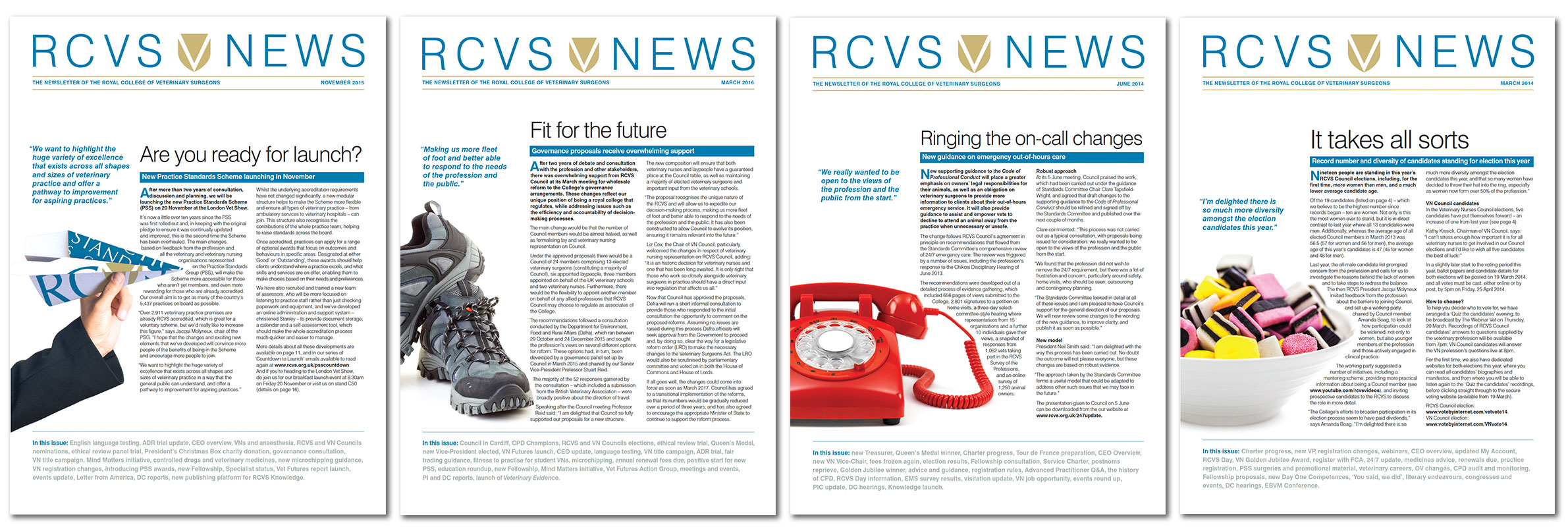 RCVS-covers