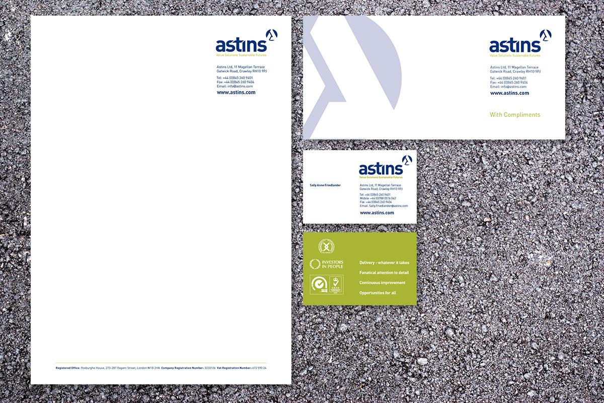 Astins-stationery