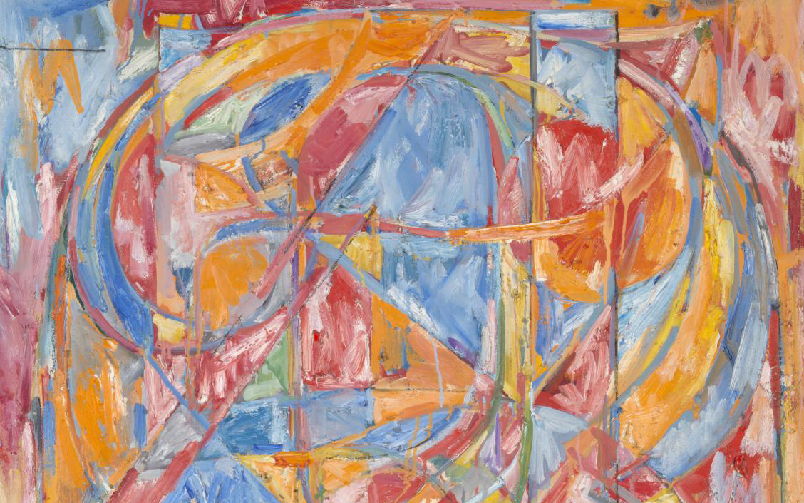 0 through 9 1961 by Jasper Johns born 1930