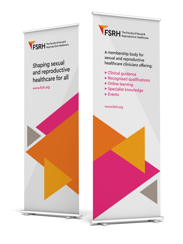 FSRH-banners