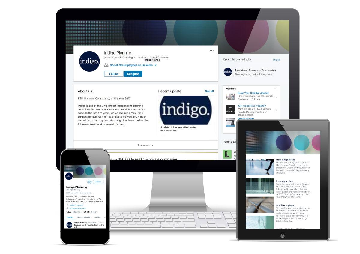 Indigo-socialmedia